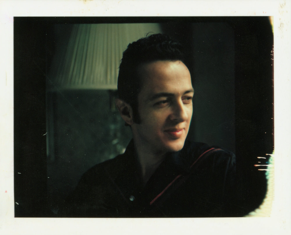 Joe Strummer (1952-2002). Photo Bob GRUEN