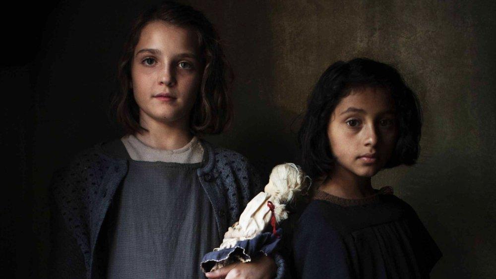 Elena et Lila, les deux amies prodigieuses. Photo DR