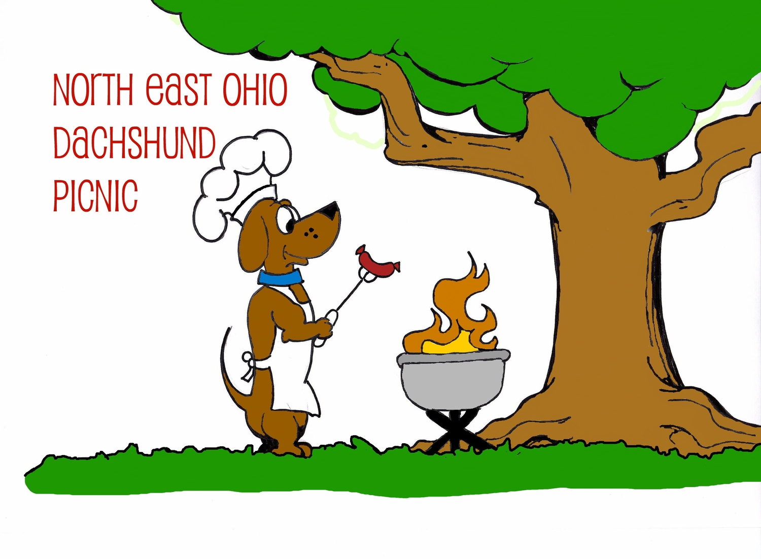 North East Ohio Dachshund Picnic