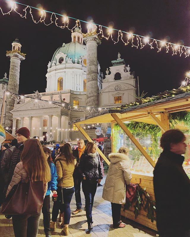 #christmas #market #vienna