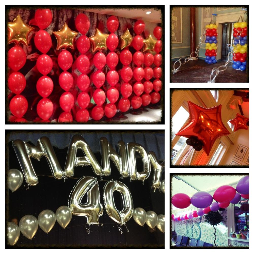 Corporate & Recent Work — London Balloon Lady
