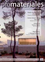 PROMATERIALES. Nº39   Palacio de congresos de Ibiza