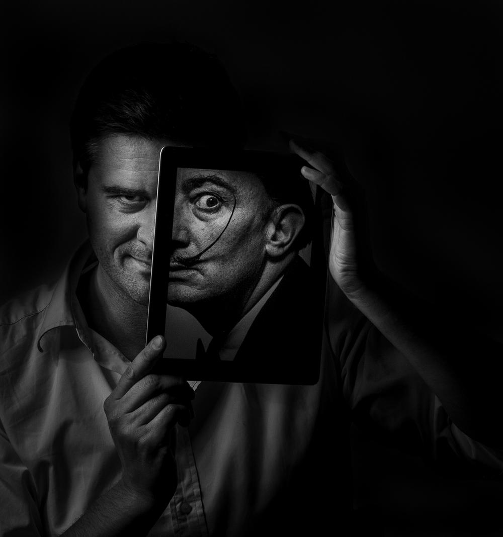 © Patrice Michellon | Auto-Portrait . Exif: ISO 200, f/11, 1/180s