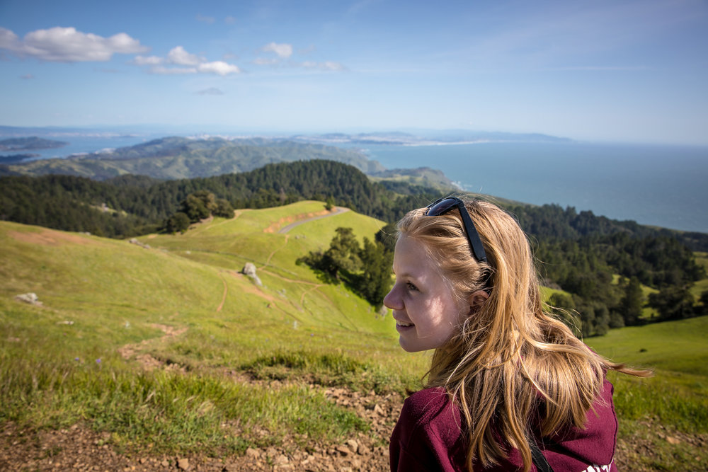 Favorite place on Mt. Tam, Marin