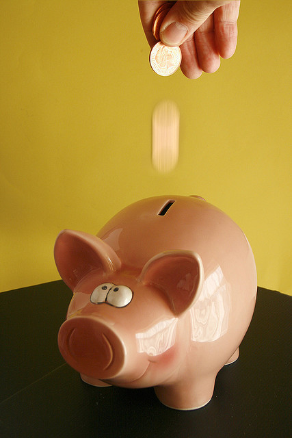 dime piggy bank by Alan Cleaver via Flickr Creative Commons.jpg