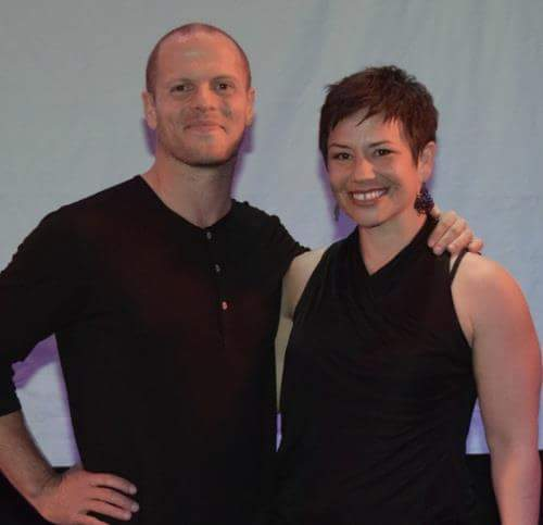 Got to meet one of my podcasting/blogging idols, tim ferriss!