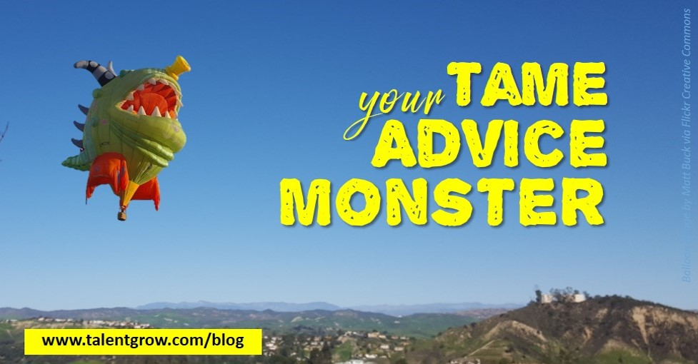tame your advice monster blog.jpg
