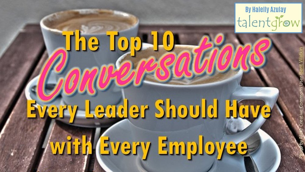 The Top 10 Conversations cover