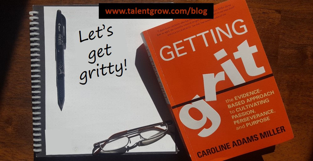 Halelly Azulay reviews Getting Grit by Caroline Adams Miller