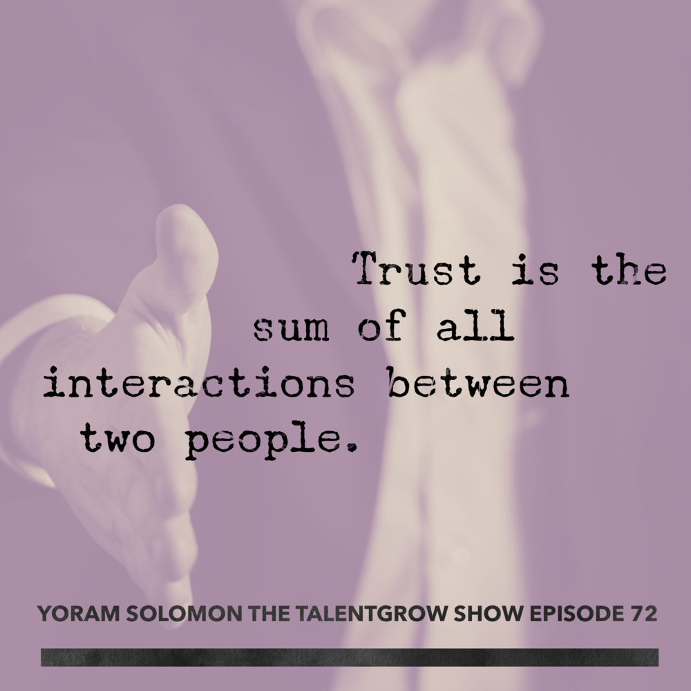 72: Why culture starts with YOU and this Creativity Doctor's prescription for out-innovating startups with Yoram Solomon