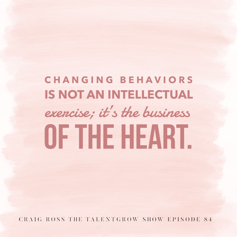 84: Do Big Things – Mobilize Hearts and Minds and Make an Epic Impact as a Leader with Craig Ross