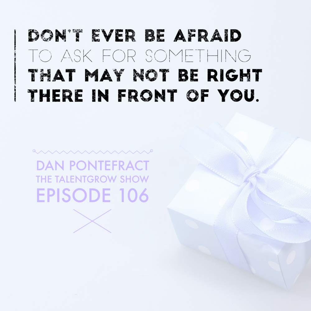 106: Open to Think -- Transforming the Way You Think as a Leader with Dan Pontefract