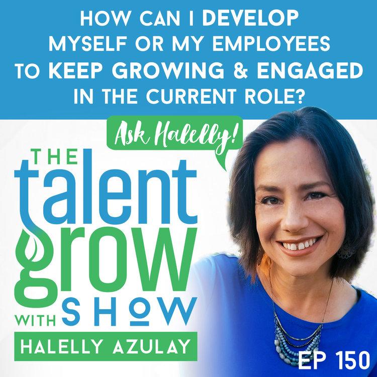 The TalentGrow Show podcast — TalentGrow LLC: Leadership development