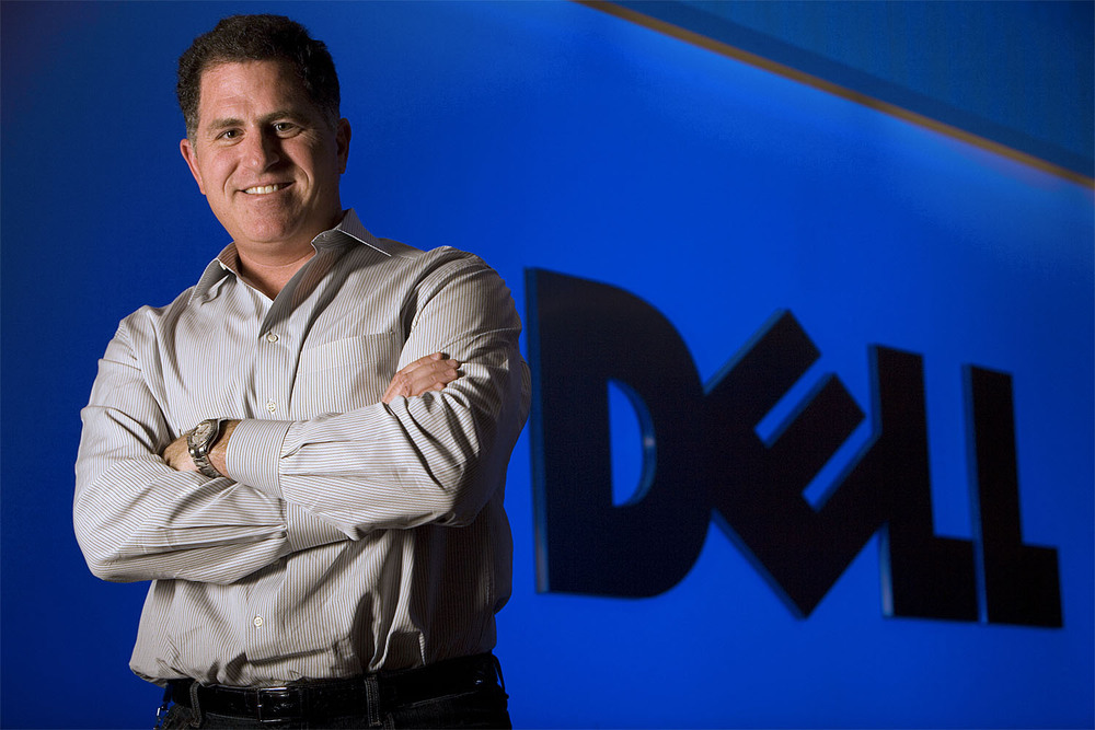 Michael Dell  | CEO Dell Inc.​