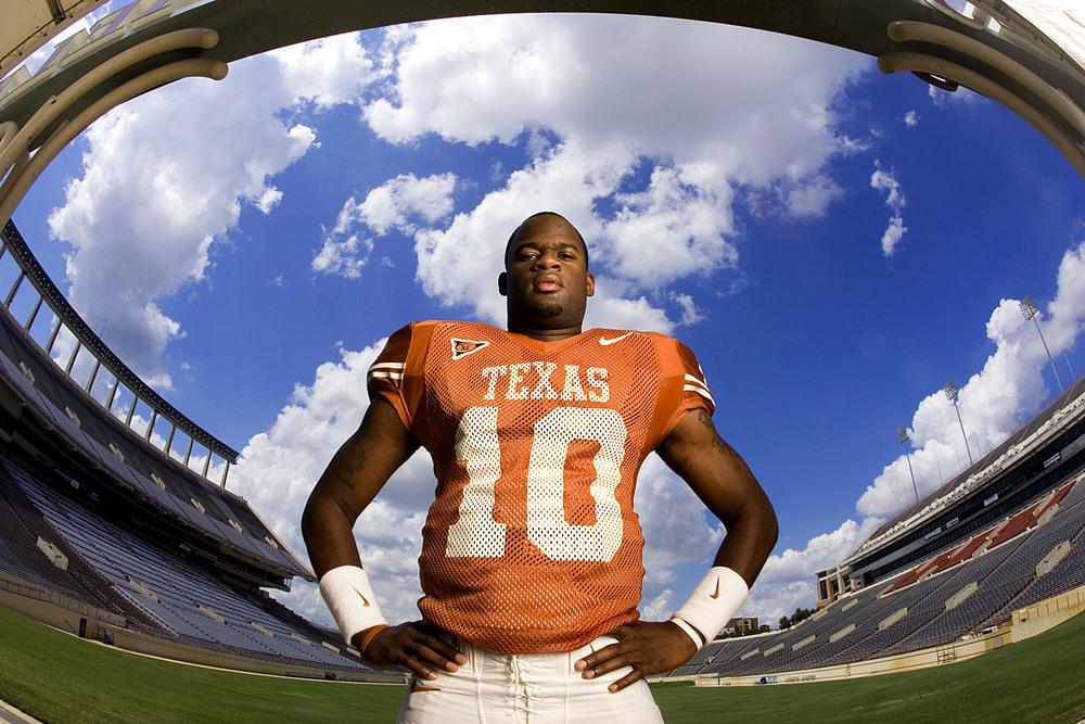 Vince Young  | Austin, TX