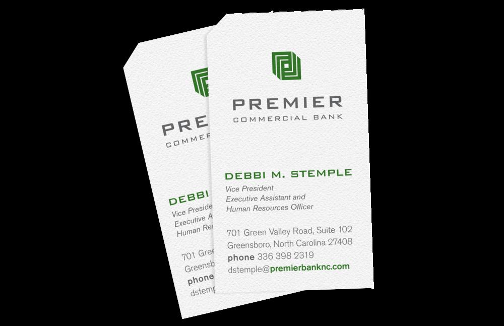 PREMIER BANK — Garage Branding