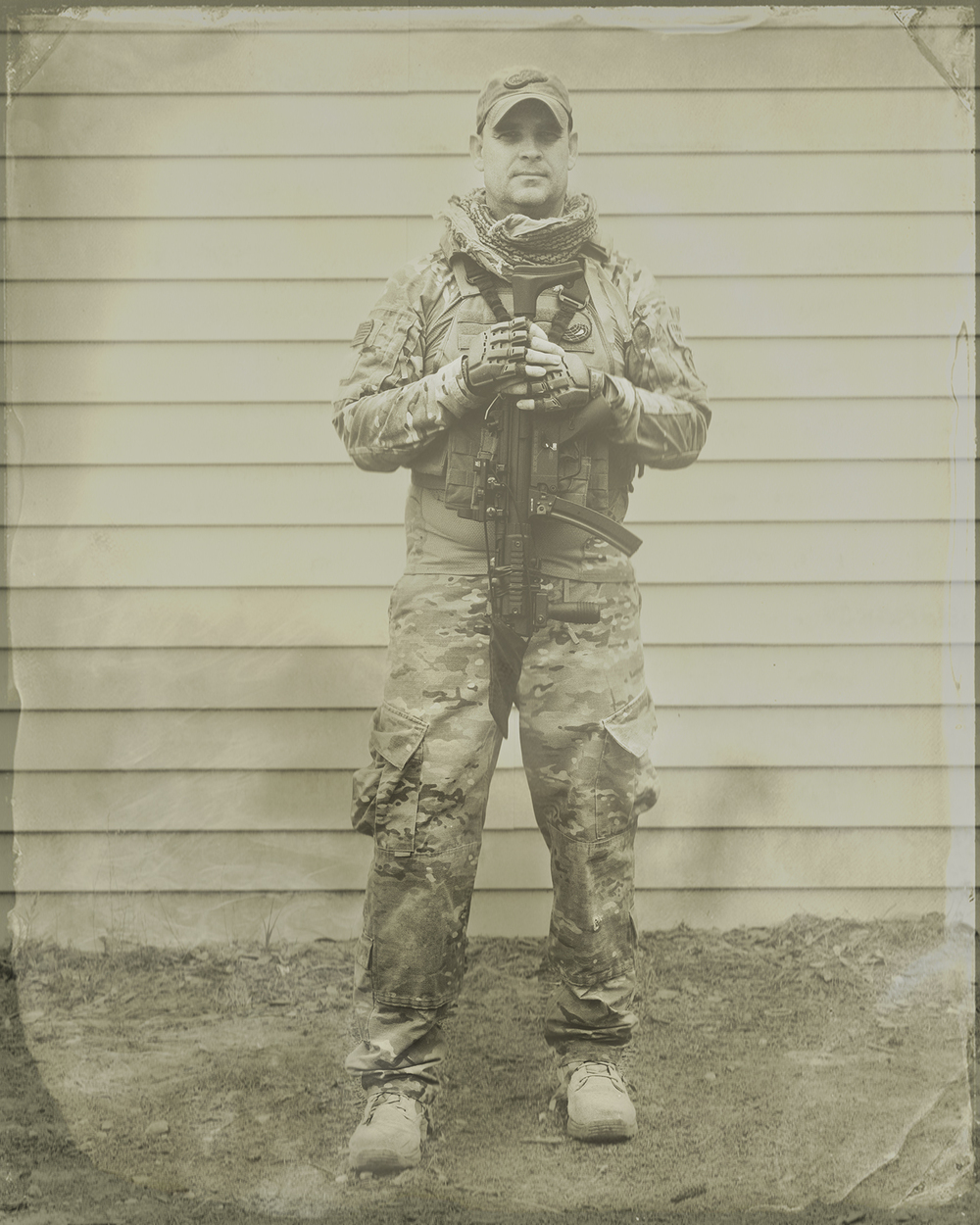 Wetplate Portrait #2