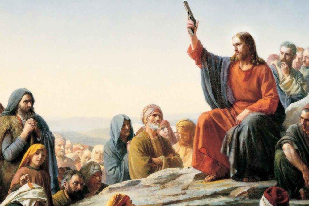 Luke 22:51
