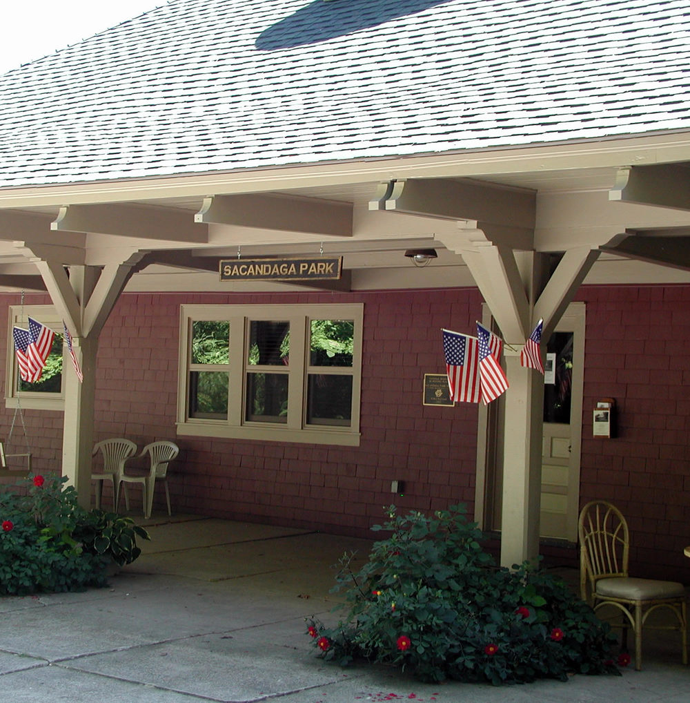 Historic Sacandaga Station