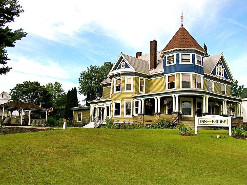 The original home of timber baron, John Willard