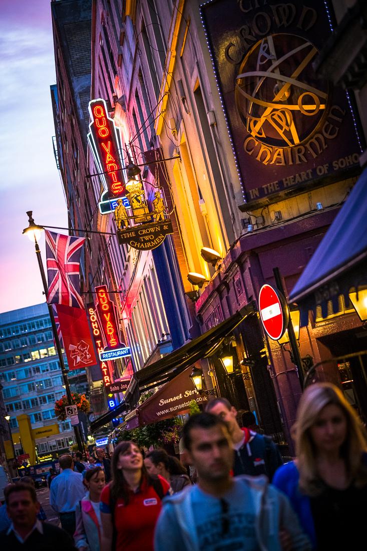 Neon London
