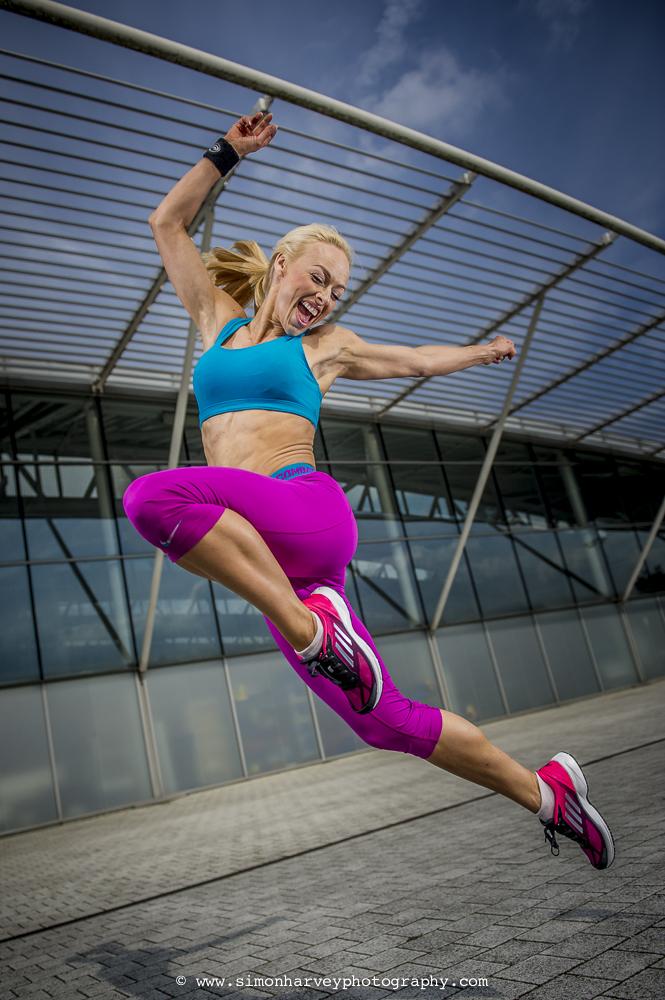 Hayley Steele fitness model
