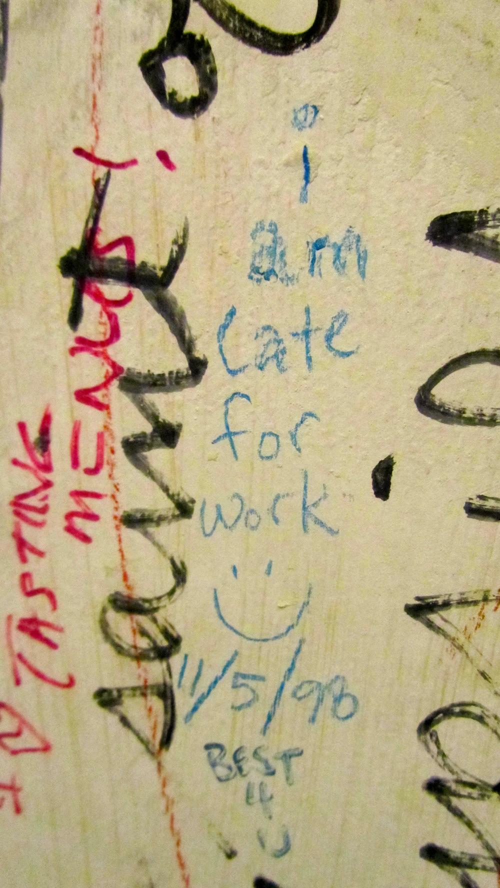 Week 8's Thing - Art de Toilette