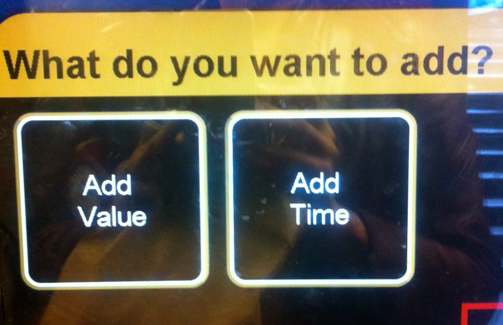 The MTA really knows how to ask the right questions.