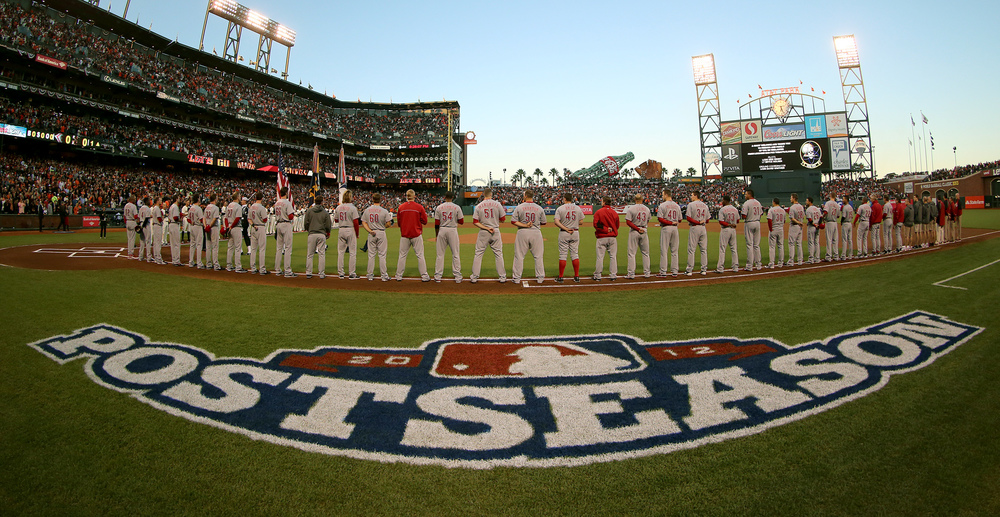The 2012 MLB Postseason begins.