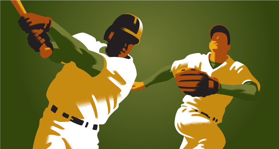 2011 World Series Player Art