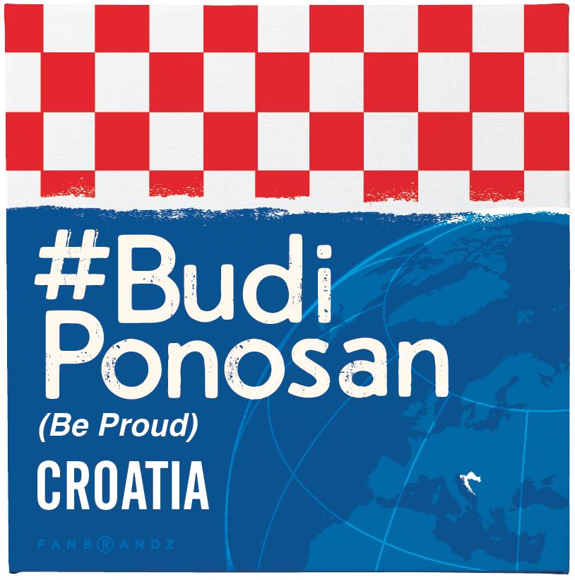 #BudiPonosan Croatia Hashtag