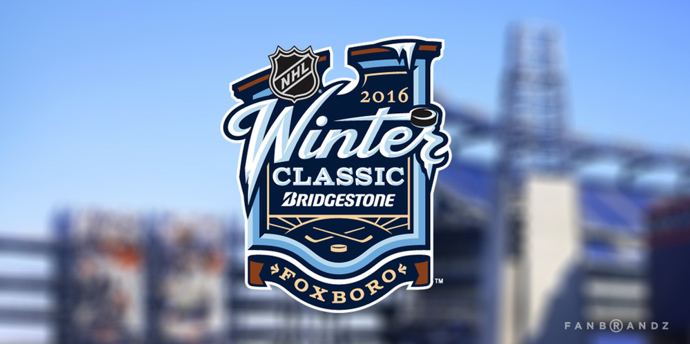 2016 Bridgestone NHL Winter Classic, Primary Mark