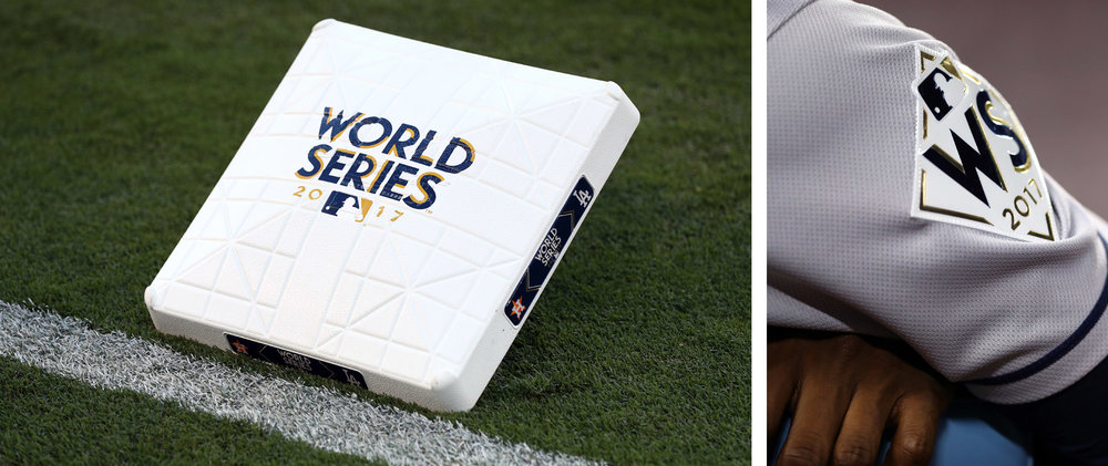 Type details of the 2017 World Series identity