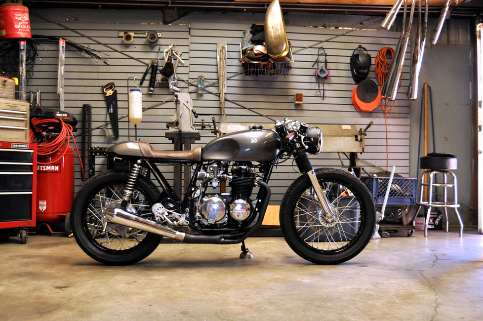 charcoal brown leather kott motorcycles