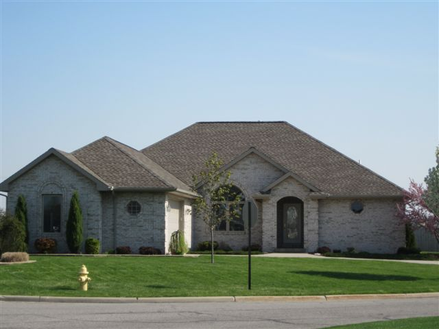 Custom built home in Archbold, OH