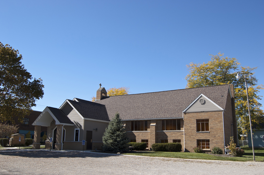 New Roof - Faith Lutheran Church, Metamora, OH
