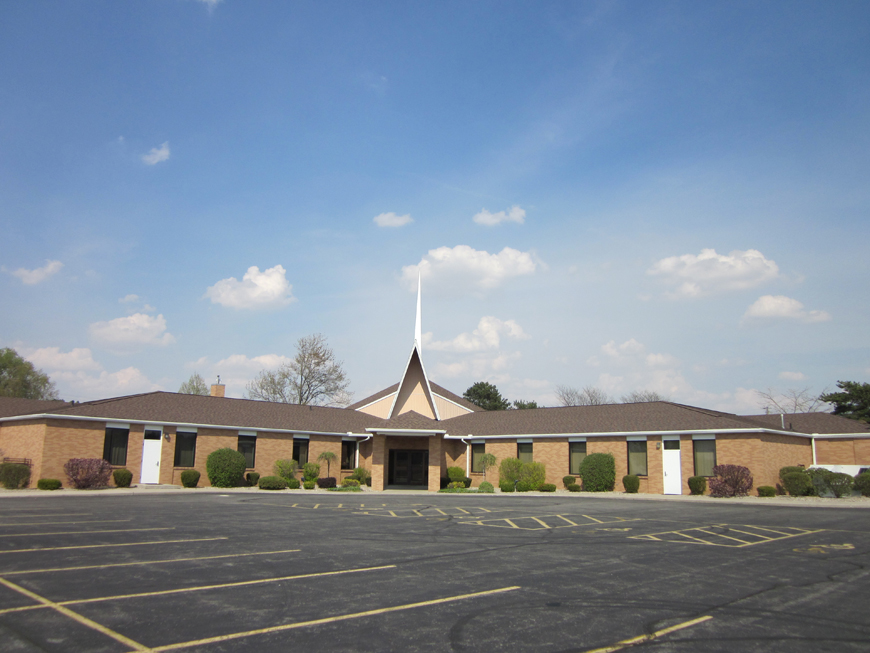 New Roof - West Clinton Mennonite Church, Wauseon, OH