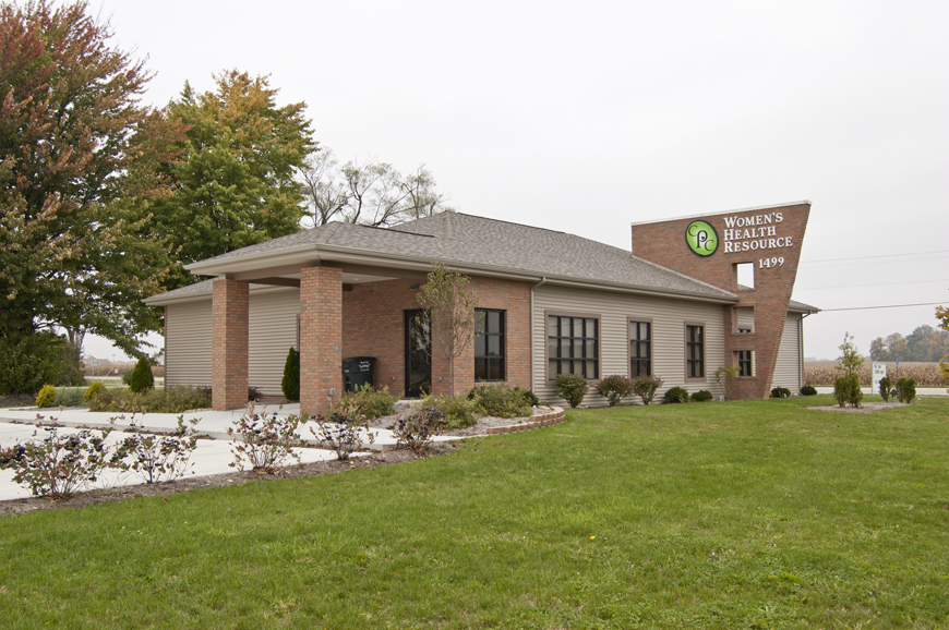 Community Pregnancy Center in Wauseon.