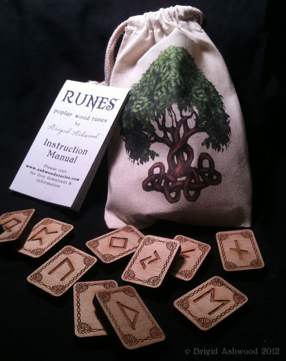 Oracle Decks and Runes