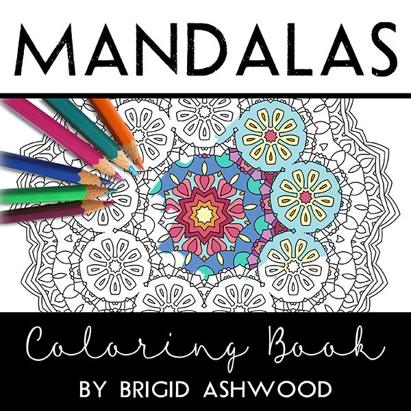 Coloring Books — Brigid Ashwood