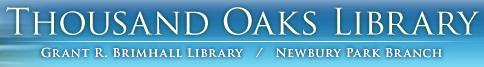 Thousand Oaks Library  Tutorial is an online tutorial and homework help for all students.  All subjects provided, including tests prep, career guidance and Gateway, a virtual reference library, designed to make finding materials about educational or homework topics easier.   www.toaks.org/library/