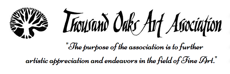 The Thousand Oaks Art Association (TOAA) is the oldest art membership group in the Conejo Valley. TOAA gives its artists opportunities to exhibit their work and exchange professional information, participate in critiques,attend workshops and lectures, participate in plein air experiences, and attend field trips to museums and other places of artistic interest. Our mission is to promote and develop cultural resources for our community through the spirit of friendship,artistic expression, education and philanthropy. www.thousandoaksartassoc.org/