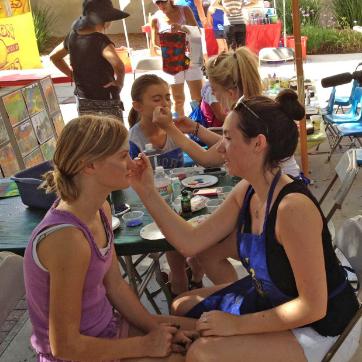 2012 Thousand Oaks Arts Festival   September 22-23, 2012