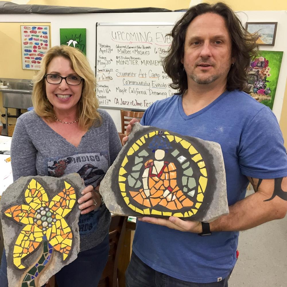 Malbec & Mosaics April 21, 2016