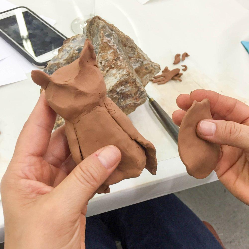 Sip & Sculpt July 28, 2016