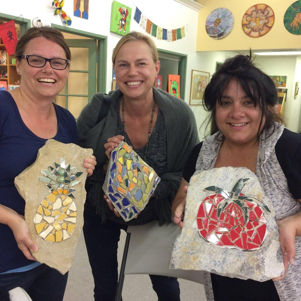 Malbec & Mosaics May 25, 2017