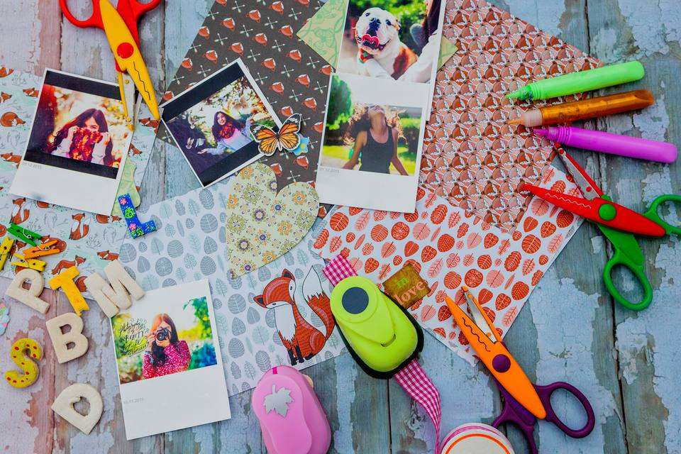 Scrapbook Soirée - Tuesday, August 146:30-9p   $10 per person *All Ages