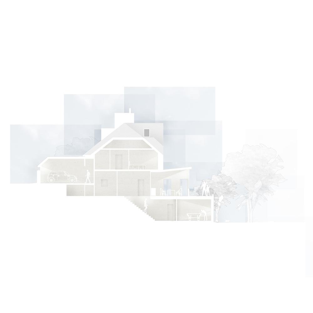 Garden Room Family Extension - Section.jpg