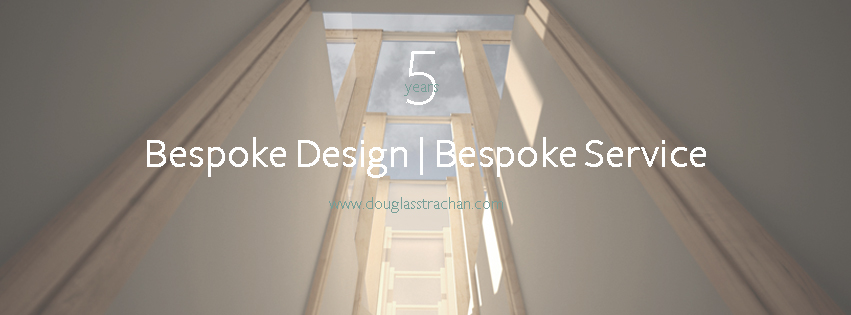 Five years of Bespoke Design and Bespoke Service