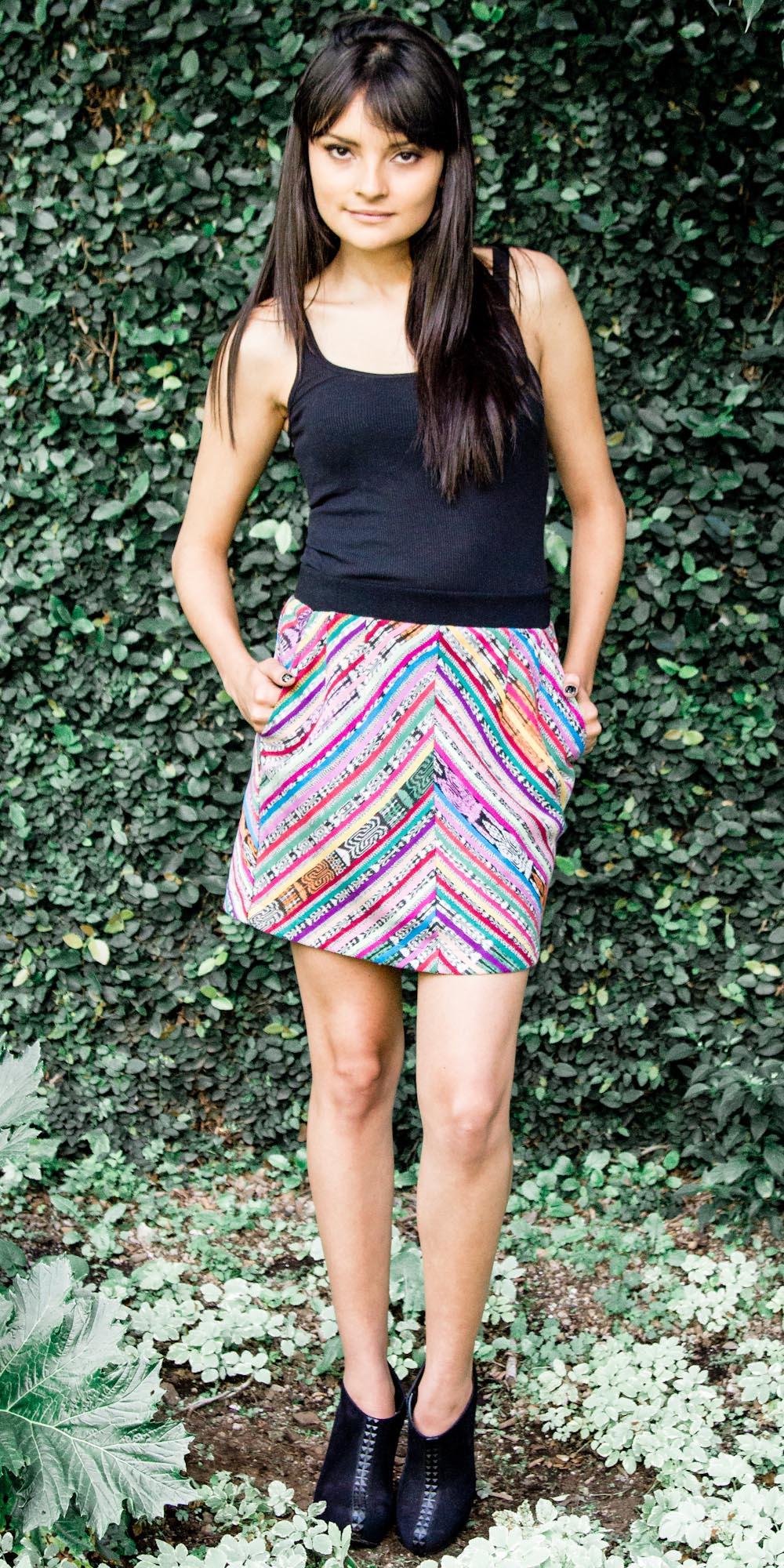 Chak Mini Skirt